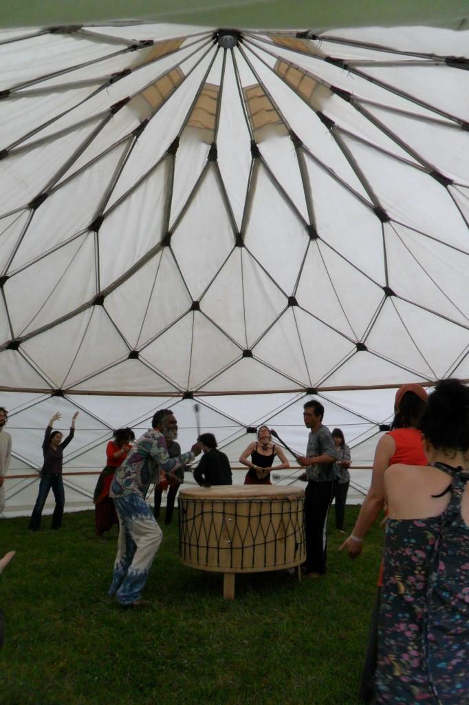 atelier tambour en zome
